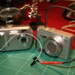 Both cameras ready to go!