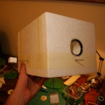 The payload box
