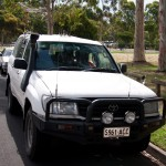Adrian's RDF truck
